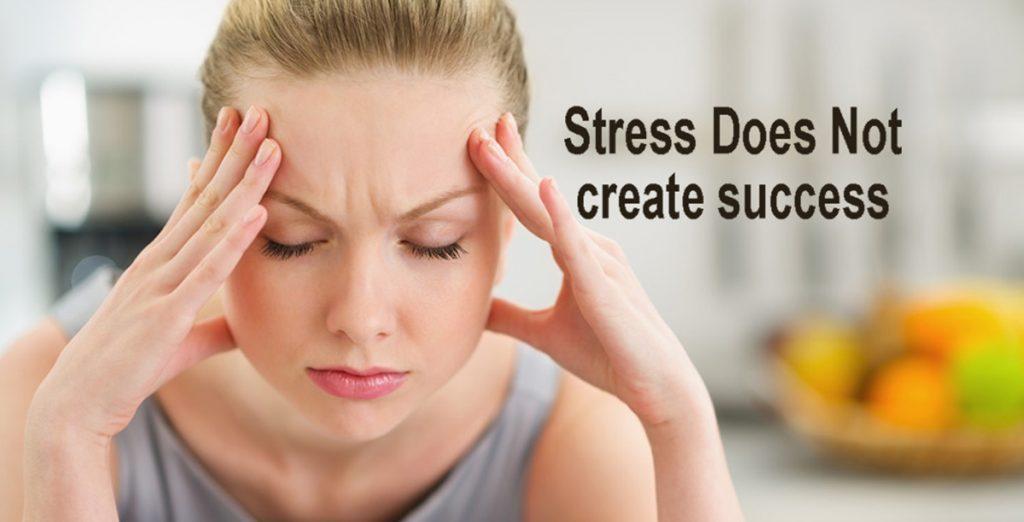 Resisting Managing Stress
